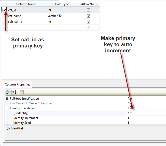 Using DataList to List Category/Subcategory with expand - collapse