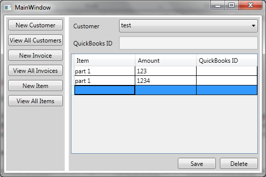C# .Net Application With Quickbooks Desktop Edition