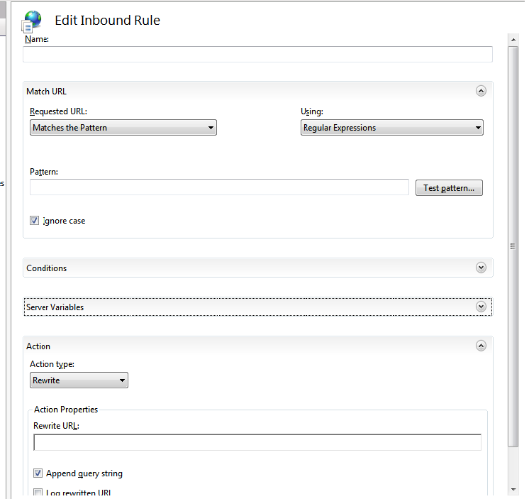 ASP NET IIS URL Rewrite Module 2 0 for SEO-Friendly